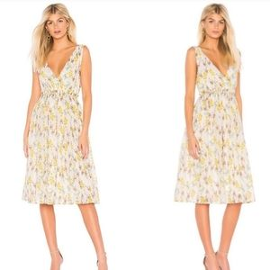 LINE + DOT REVOLVE Fleur Floral Sleeveless Dress